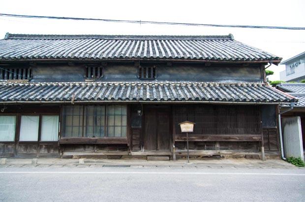 仏生山来迎院法然寺の門前町