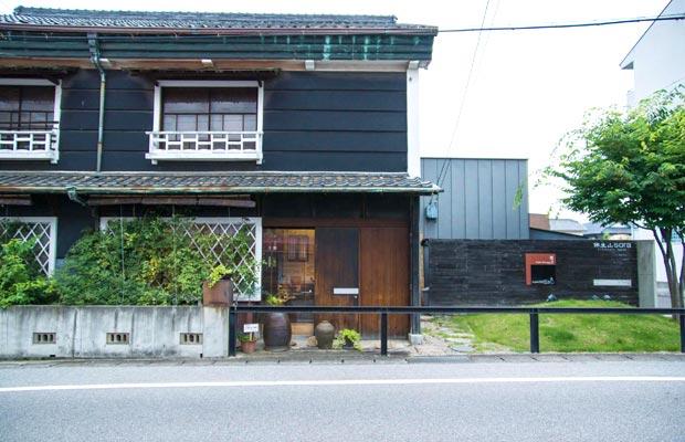 築約90年の町家を改装した「Cafe asile」