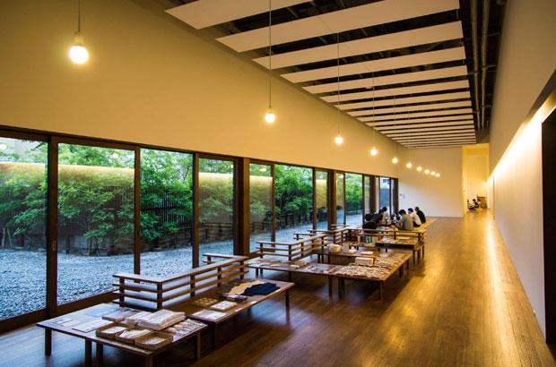 仏生山温泉のフリースペース