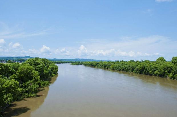 日本で3番目に長い石狩川