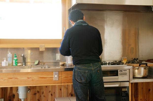 コモンハウスはキッチンも完備