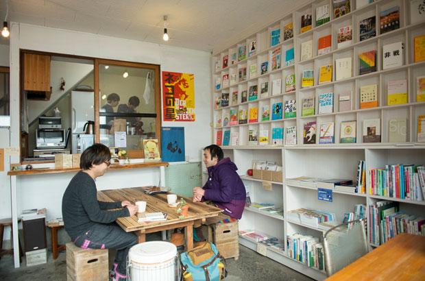 「Book&Cafe ひふみよ」
