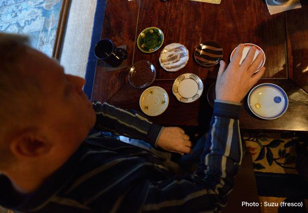 豆皿の新しい活用法を思案中