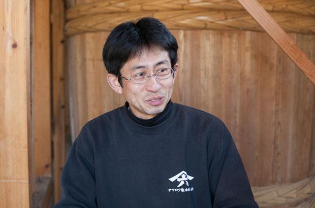山本康夫さん