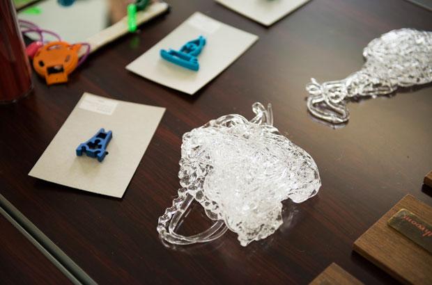 プラスティック成型をする際の端材