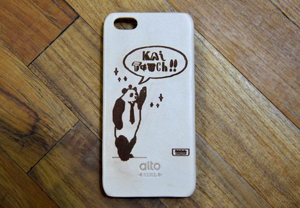 オリジナルのiPhoneケース