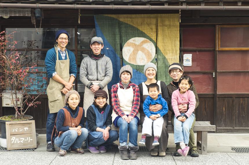パン屋タルマーリー渡邉 格さんと麻里子さん 「colocal コロカル」ローカルを学ぶ・暮らす・旅する