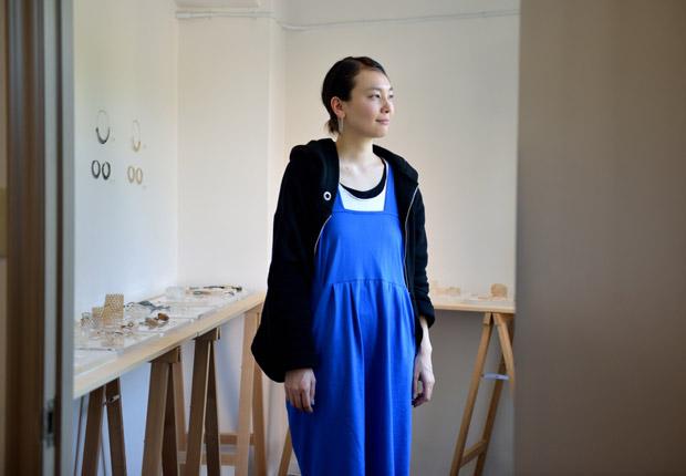 デザイナーの岡本菜穂さん