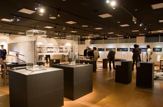 studio「仕組」が展示デザインに関わった展覧会の模様