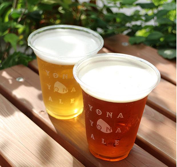 軽井沢のエールビールをナマで味わうビアガーデン「よなよな BEER GARDEN in Ark Hills」