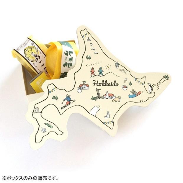 「県民BOX」発売! Loftから、 47都道府県をかたどった カラフルでかわいい オリジナルボックス