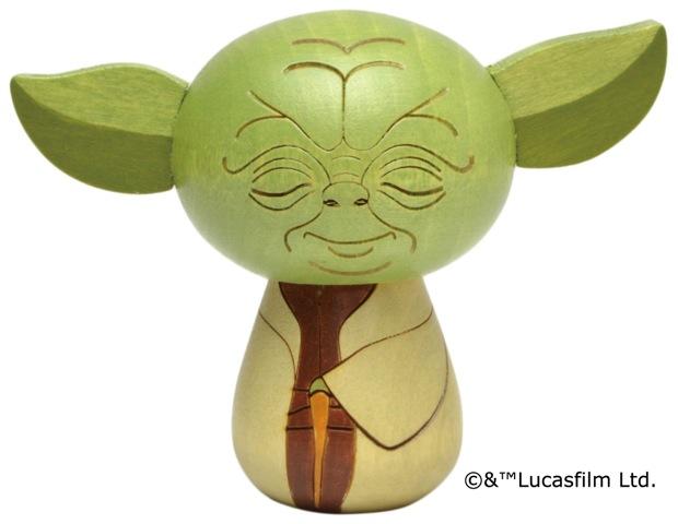 「スター・ウォーズ」の キャラクターが日本の 伝統工芸品に。IDC大塚家具に 期間限定ストアが登場。