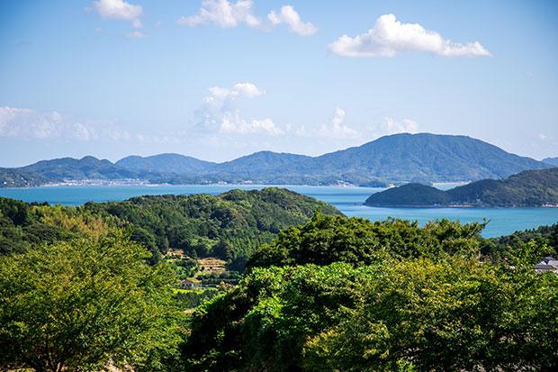 福岡県糸島市の風景