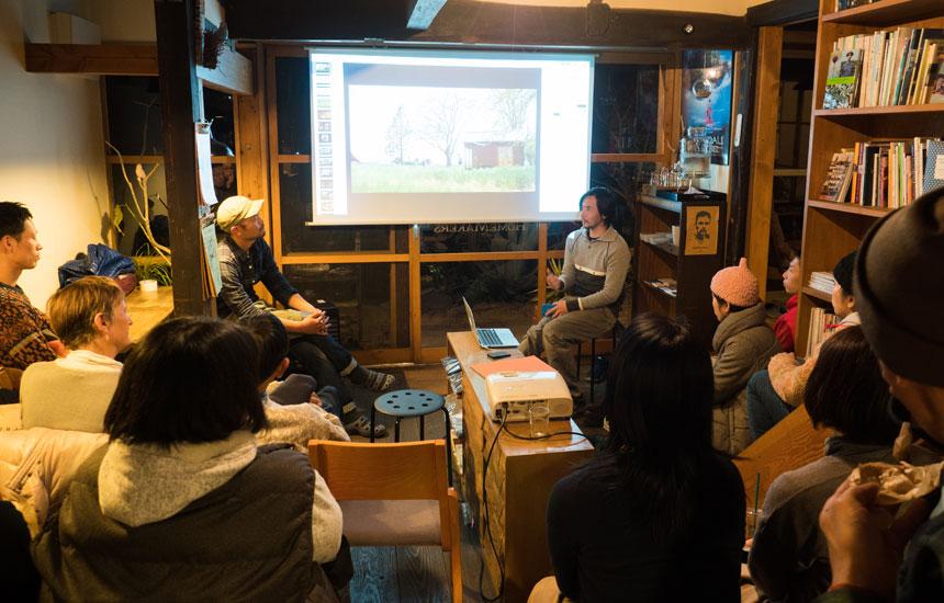 〈HOMEMAKERS〉で映画『simplife』上映会。身の丈にあった暮らしとは?|小豆島日記