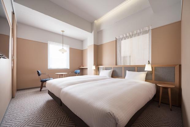 RAKURO 京都-THE SHARE HOTELS-の客室