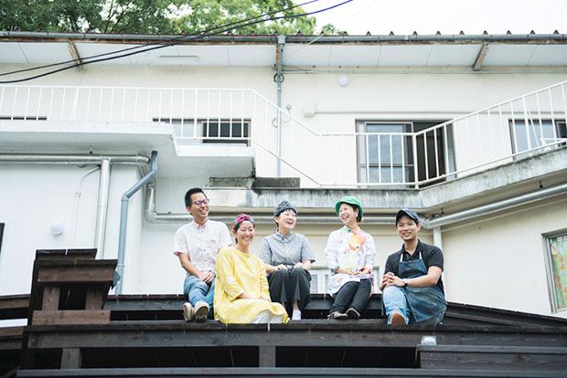 豊島〈mamma〉のスタッフ写真