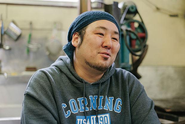 正道さんは、県外のイベントでも西和賀の味を広くPRしている。