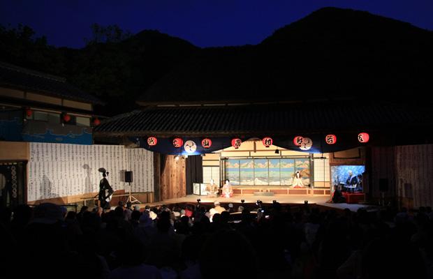 2013年 村人がつくり楽しむ農村歌舞伎(vol.005)