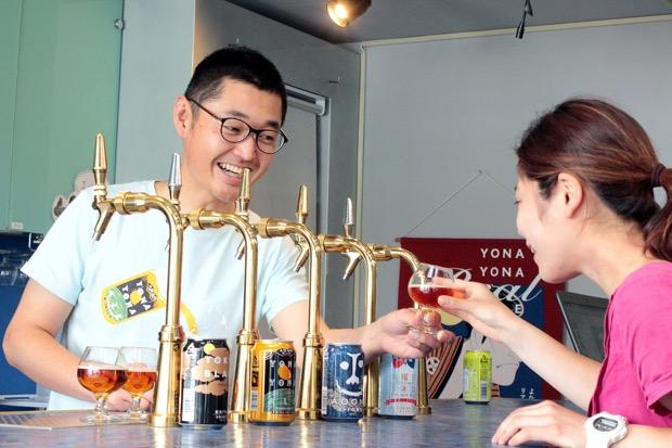 クラフトビールの魅力を体験できるツアー