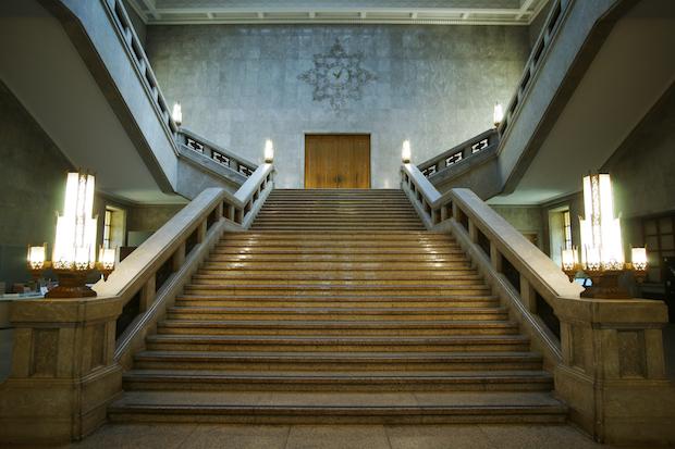 東京国立博物館 本館エントランス