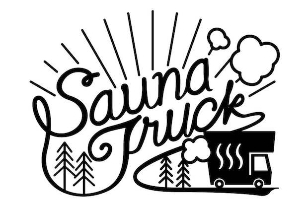 〈Sauna Truck〉