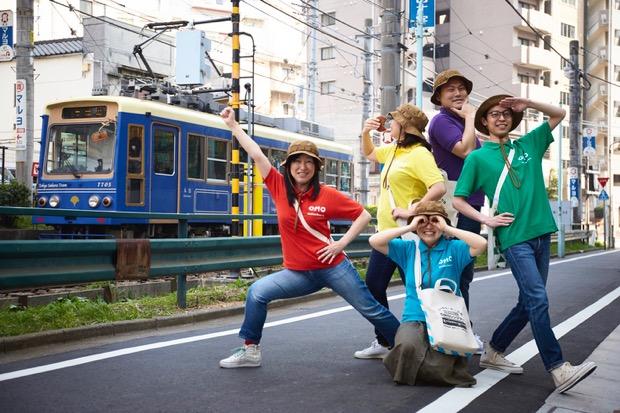 Go-KINJOは大塚のディープな魅力に飛び込む体験を提供するサービス
