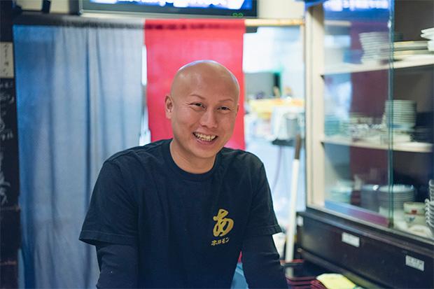 田辺さんとは同級生の一生さん。富山市内に飲食店を3店舗構える、若き実業家でもあります。