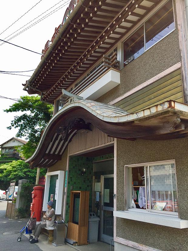 老朽化で解体の恩湯は、昭和レトロ感がただよう公衆浴場だった。