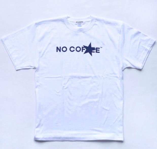 大人気だった〈NO COFFEE〉×〈FIRSTORDER〉Tシャツは即完売したアイテム。