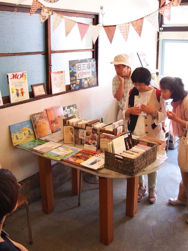 2017年の小田原ブックマーケットの様子