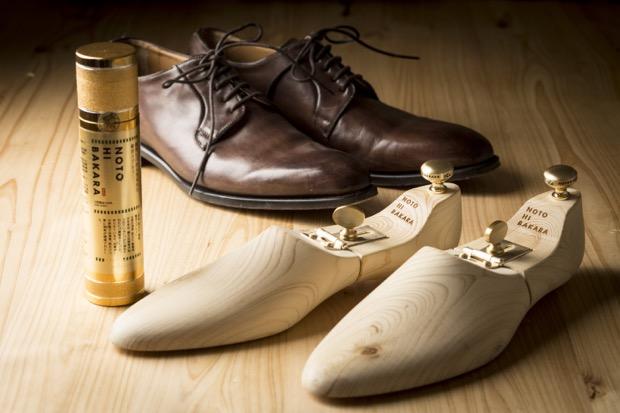 シューキーパーと靴用スプレーセット/39,800円(税込)