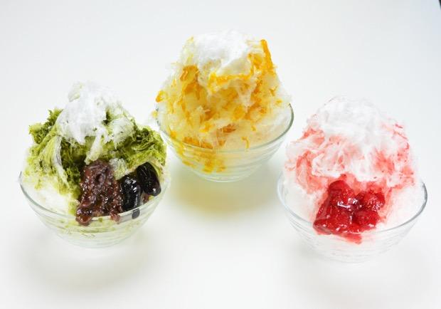 四代目徳次郎天然のかき氷