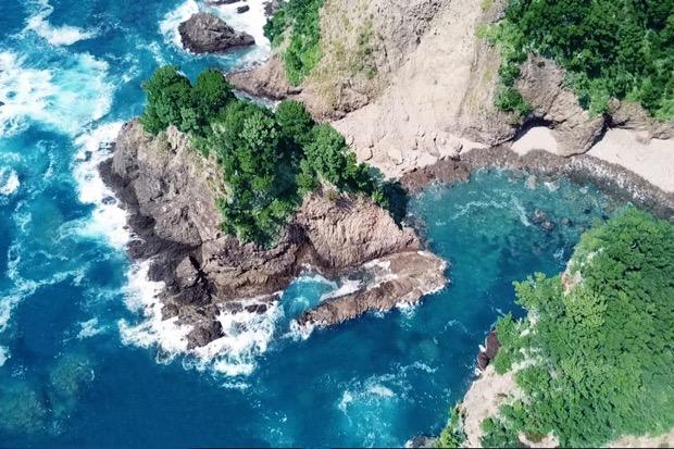 〈VOYAGE ヴォヤージ〉が熟成される西伊豆の海