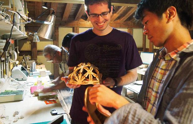 〈FABCITY KAMAKURA〉のパートナーであるファブラボ鎌倉は、3Dプリンタやレーザーカッターを使ったものづくりができる工房として、市民にも開かれている。(写真提供:ファブラボ鎌倉)
