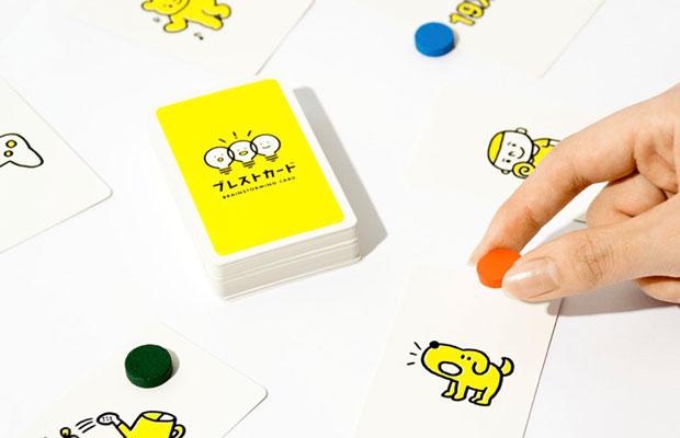 カヤックが手がけてきた企画やコンテンツのほとんどは「ブレスト」から生まれている。カヤックでは、企業文化とも言えるこの発想法をカードゲームにした「ブレストカード」の商品化もしていて、企業や学校などで導入されている。(画像提供:カヤック)