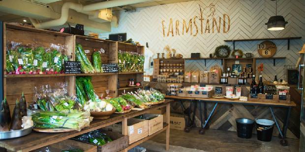eat local kobe farmstand 神戸で人気のファーマーズマーケットのリアル