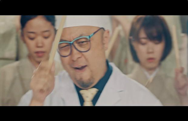パーカッショニストとして活躍するASA-CHANGさん。