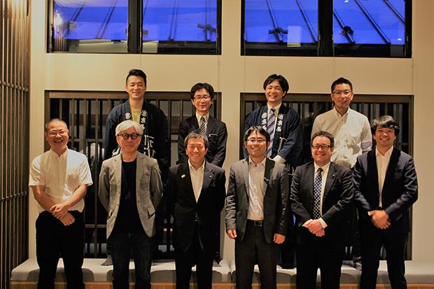 一般社団法人世界遺産平泉・一関DMOの立ち上げメンバー。