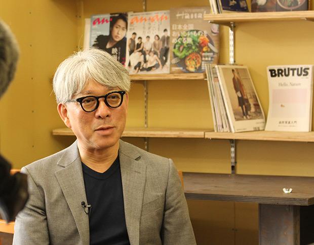マガジンハウス「コロカル」編集長・及川卓也。世界遺産平泉・一関DMO理事も務めています。一関市生まれ。
