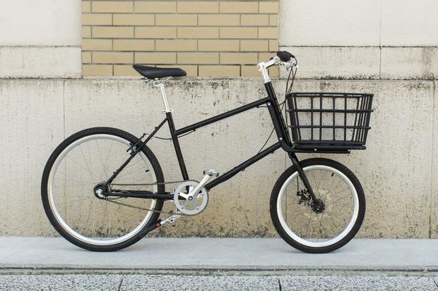 カーゴバイク 税別79,000円〜 1番人気、メッセンジャーも使用するカーゴバイクをサイズダウン。