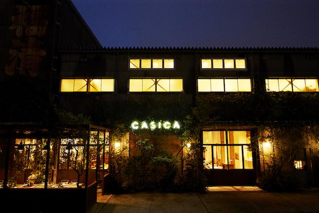 CASICAは2017年11月にオープンしたコンプレックス・スペース。家具やプロダクト、アート、デザイン、工房、食、健康、映像などの多様なものごとを独自のスタイリング空間で展開しています。