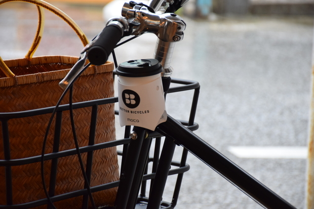 〈BETTER BICYCLES カップホルダー〉 税別1,000円