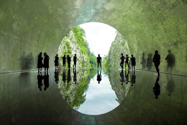 マ・ヤンソン/MADアーキテクツ『ペリスコープ』『ライトケーブ』Photo:Osamu Nakamura