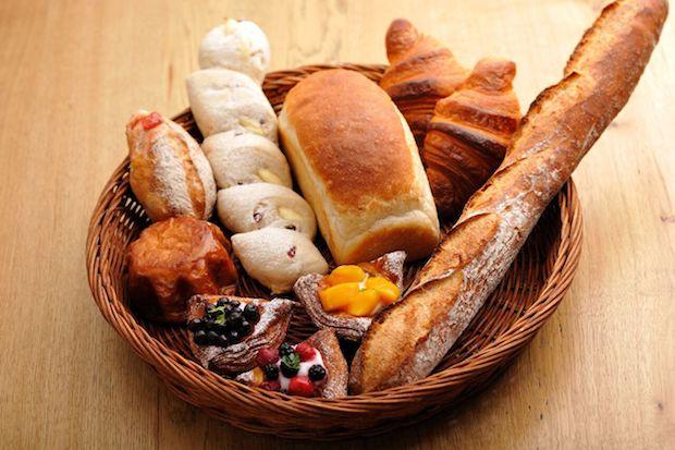 人気のパティシエ辻口博啓氏がプロデュースした三重県菰野町の人気ベーカリー〈Mariage de farine〉のパン。※7月7日のみ