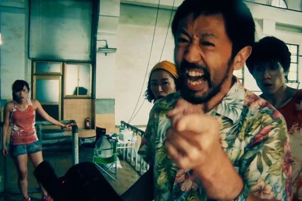 上田慎一郎監督「カメラを止めるな!」