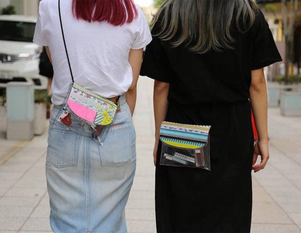 金沢文化服装学院のmtワークショップ