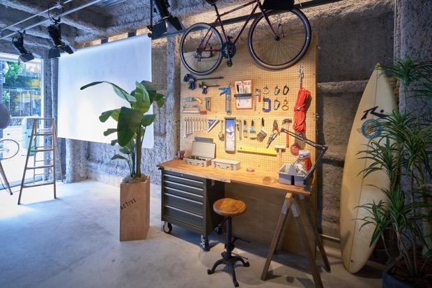 自転車職人の部屋