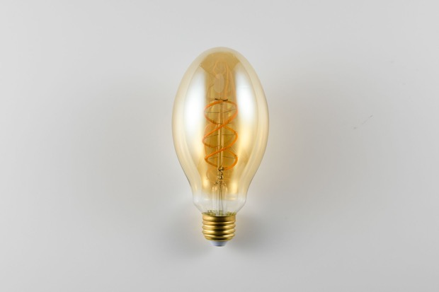 オーバル電球