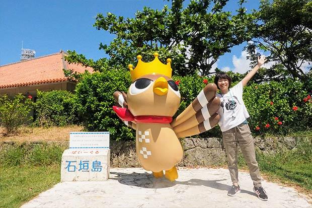 真夏の石垣島にやってきました!