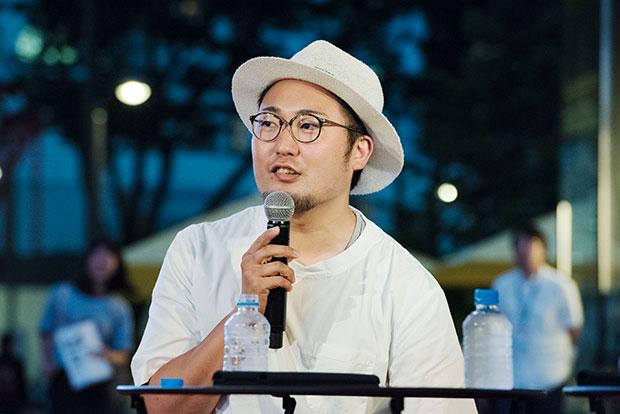 まずは秋田県に行ったことがある人に挙手を促す武田昌大さん。ちょっぴり自虐的に「行ったことない県ランキング1位と言われているんです」と発言。何人かの挙手に驚き、にっこりと頬が緩みました。